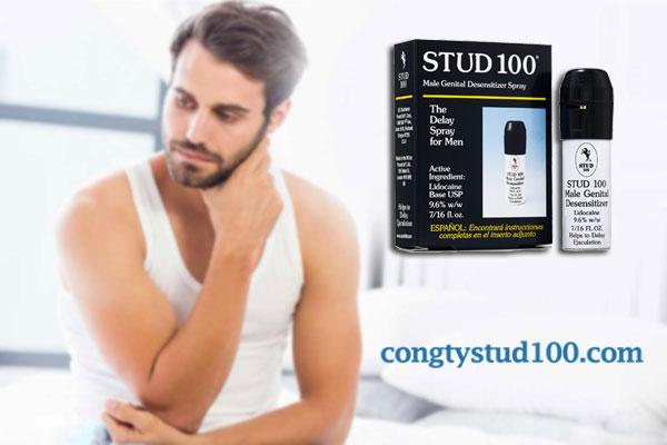 có nên dùng thuốc xịt stud 100