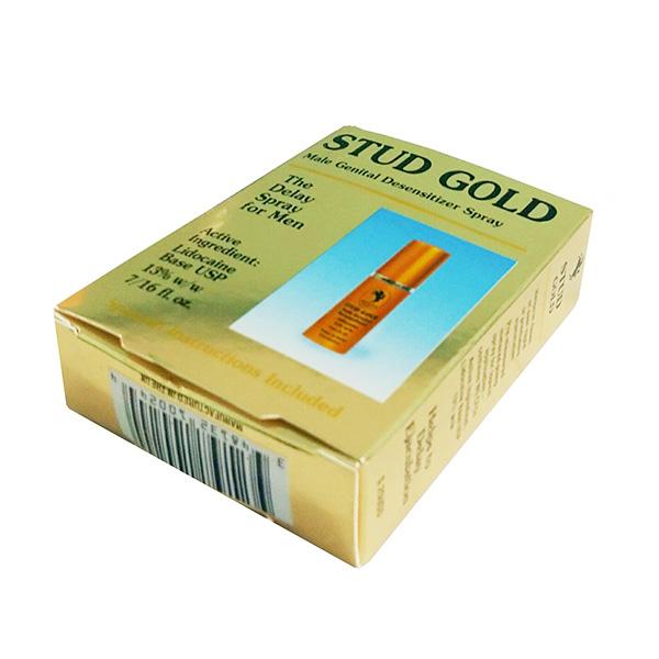 stud gold thuốc xịt chống xuất tính sớm